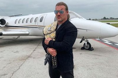 Chris Jericho says AEW is 'not at war with anybody'