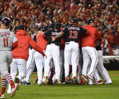 NLCS: Washington Nationals sweep St. Louis Cardinals, advance to World Series