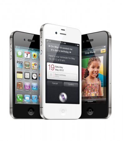 Pre-order pace brisk for iPhone 4S