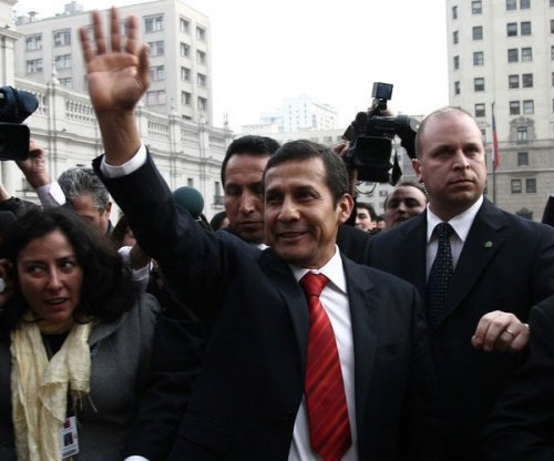 Humala on risky road to battle corruption in Peru