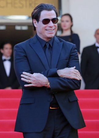 John Travolta's 'Forger' bought before Toronto Film Festival premiere
