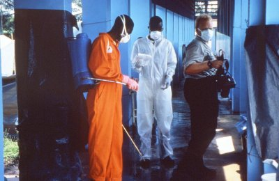 Brazil's first suspected Ebola case reported