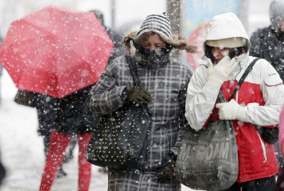 The polar vortex could return to freeze the Midwest, Northeast