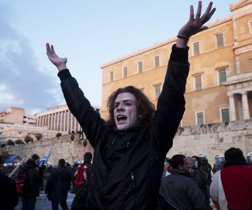 Greek journalists on strike in response to austerity measures