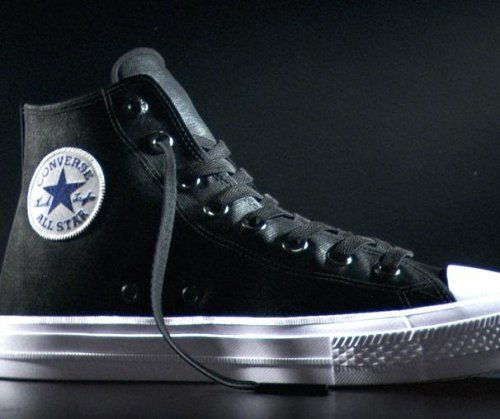 Converse unveils updated Chuck Taylors, promises increased comfort