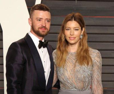 Jessica Biel: Son Silas is 'a ham' like Justin Timberlake