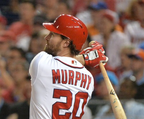 Daniel Murphy carries Washington Nationals with four RBIs against former team
