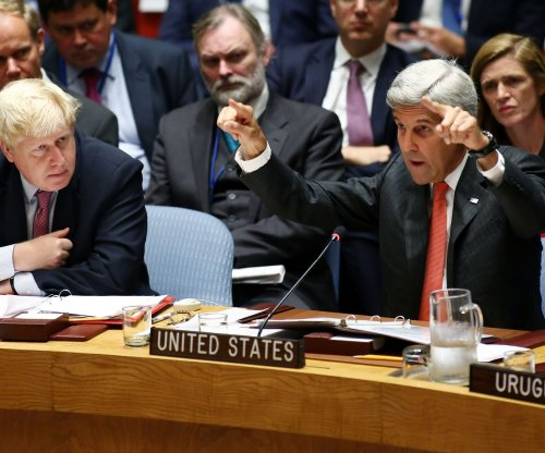 Kerry says Russia, Syria 'terrorizing' civilians; Moscow says U.S. guilty of war crimes