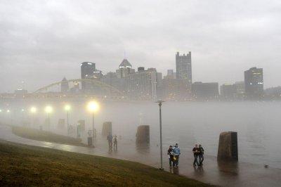 Pittsburgh Pirates fan throws home run ball into river
