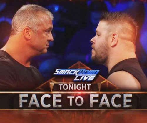 WWE Smackdown: Kevin Owens brutalizes Shane McMahon