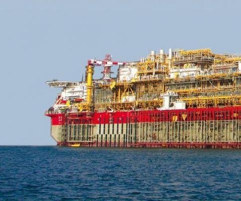 Total gets first oil out of giant Libra field offshore Brazil