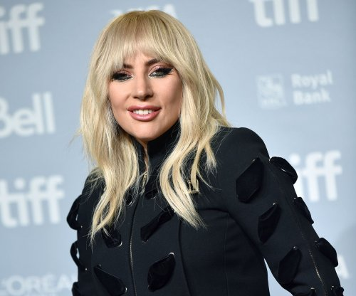 Lady Gaga wears diamond ring amid engagement rumors