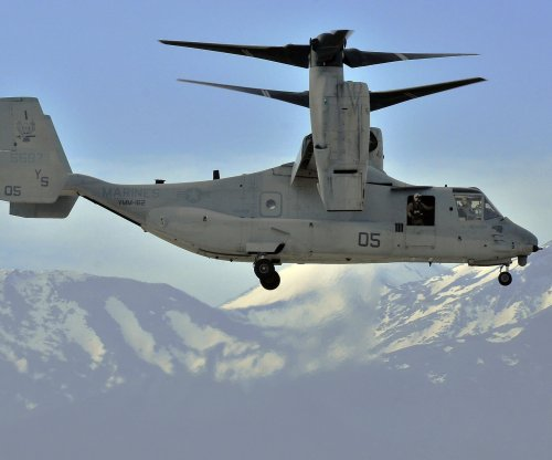 Bell-Boeing awarded contract for materials, support of V-22 Osprey
