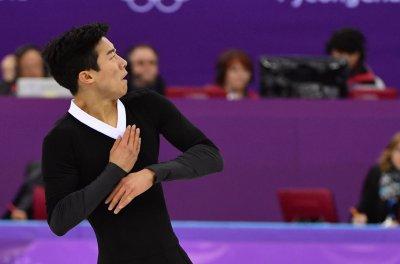 Olympians Nathan Chen, Adam Rippon talk future of 'quad revolution'