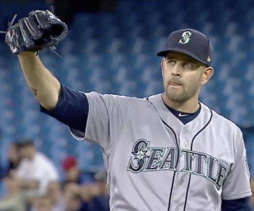 Seattle Mariners' James Paxton no-hits Toronto Blue Jays