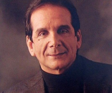 Columnist Charles Krauthammer says he only has a few weeks to live