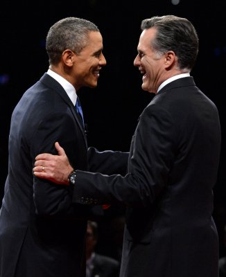 Transcript, full video of Obama, Romney debate