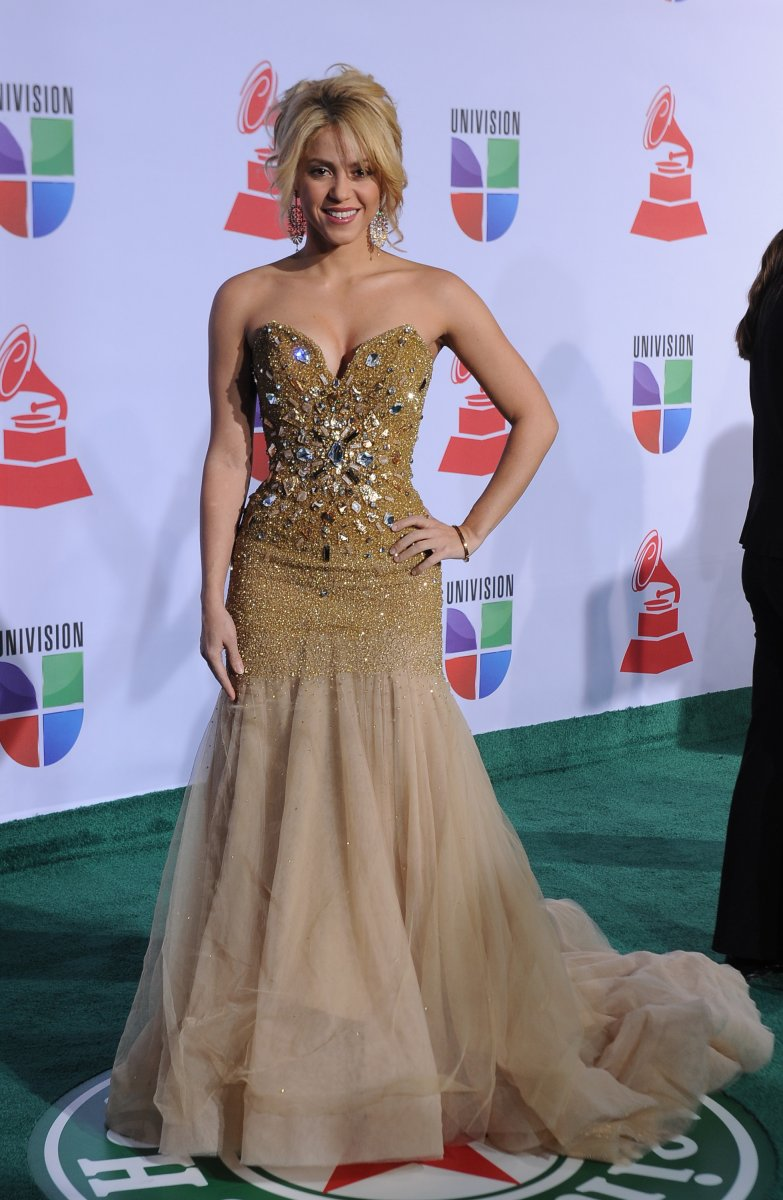 Shakira teams up with Target to release deluxe edition of upcoming ...