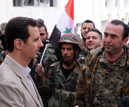 Syrian war: President Assad acknowledges setbacks, lost territories