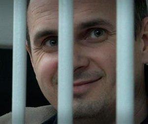 U.S. protesters urge release of Ukrainian filmmaker Oleg Sentsov