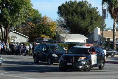 Southern California attack: 14 killed; 2 suspects dead after SUV chase, third person detained