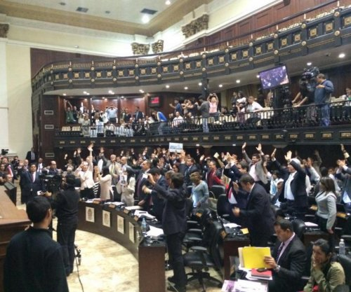 Venezuela's Maduro vows to veto amnesty bill passed by National Assembly