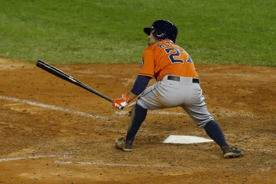Houston Astros defeat Kansas City Royals in home opener