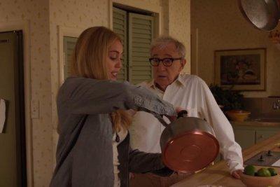Woody Allen's Amazon series debuts trailer with Miley Cyrus
