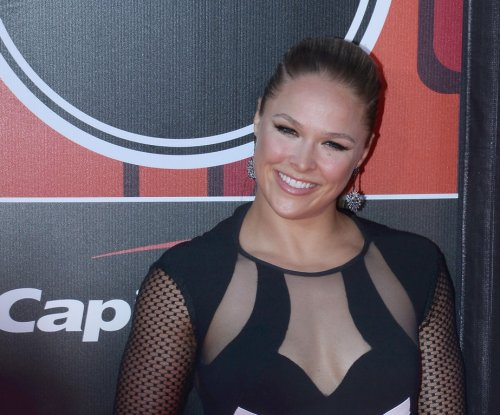 MMA fighter Ronda Rousey says her fighting days are numbered