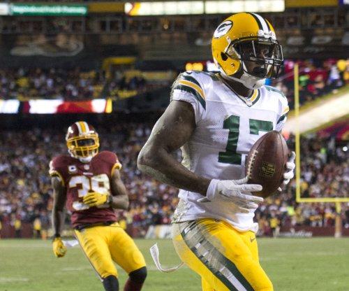 Green Bay Packers' Davante Adams has 1,000 reasons to smile