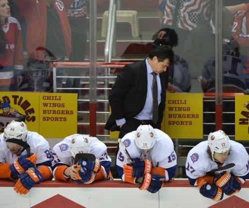 Florida Panthers hire Jack Capuano as associate coach