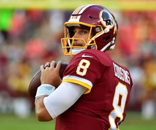 Washington Redskins hold off San Francisco 49ers behind Kirk Cousins' three TDs