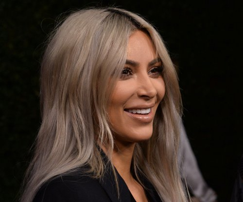 Kim Kardashian denies she partied while son was hospitalized