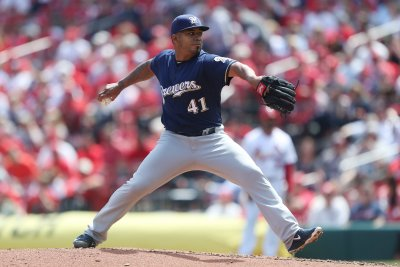 Brewers, Braves wrap up four-game set