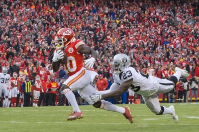 Chiefs 'deeply disturbed' by Tyreek Hill audio, WR barred from team activities