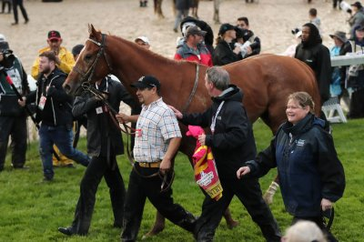 Triple Crown attention shifts to the Preakness Stakes