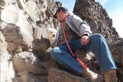 Dog rescued from Idaho cliff after five days