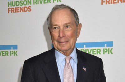 Bloomberg files to run for president in Alabama primary
