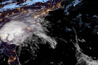 Tropical Depression Sally drenches Alabama, Georgia with torrential rains