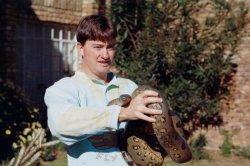 37-year-old Anaconda dubbed oldest snake living in captivity