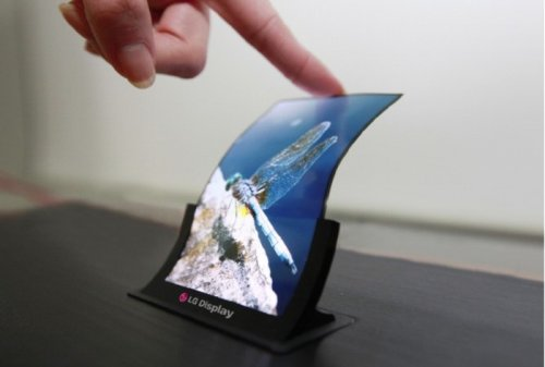LG to introduce flexible smartphone display at Canada exhibition