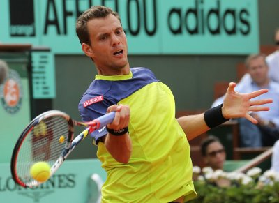 Mathieu starts ATP's Open Sud de France with win