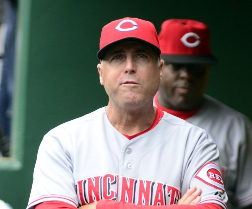Cincinnati Reds manager booted before game