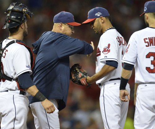 Cleveland Indians' Danny Salazar, Cody Allen keep New York Yankees quiet