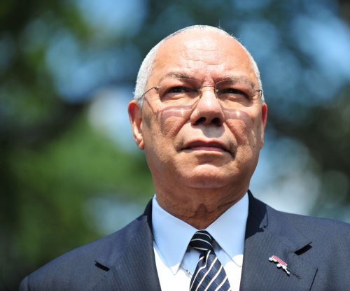 Colin Powell said he had two computers for sending emails as secretary of state