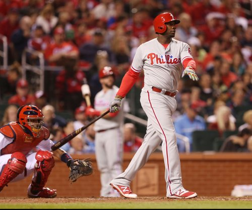 Ryan Howard's blast propels Philadelphia Phillies to 1-0 win over St. Louis Cardinals