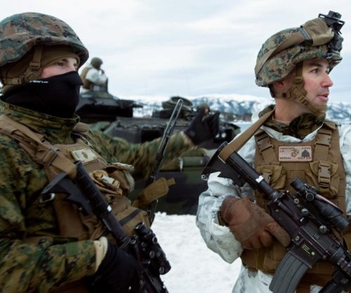 330 U.S. Marines to be stationed in Norway
