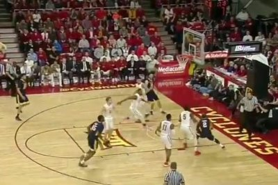 Nathan Adrian powers No. 7 West Virginia past Iowa State