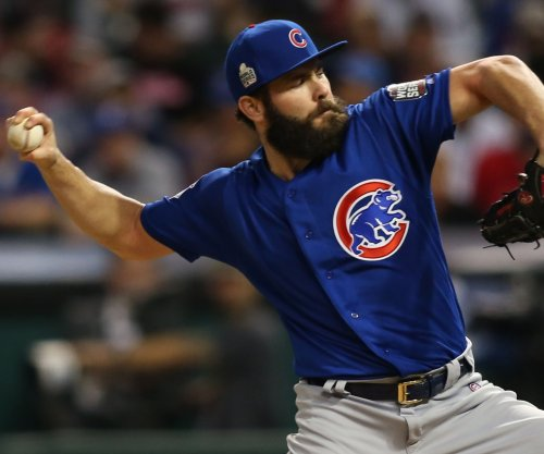 Chicago Cubs even series against St. Louis Cardinals with 2-1 win