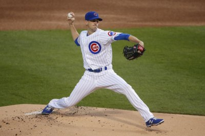 Chicago Cubs place RHP Kyle Hendricks on disabled list